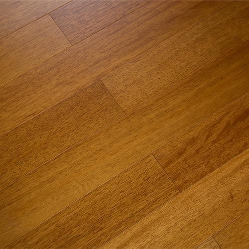 金花梨地暖地板