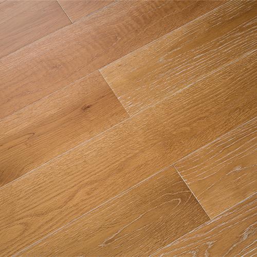 暖色红橡木地板