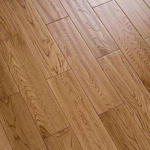 暖色栎木拼花地板