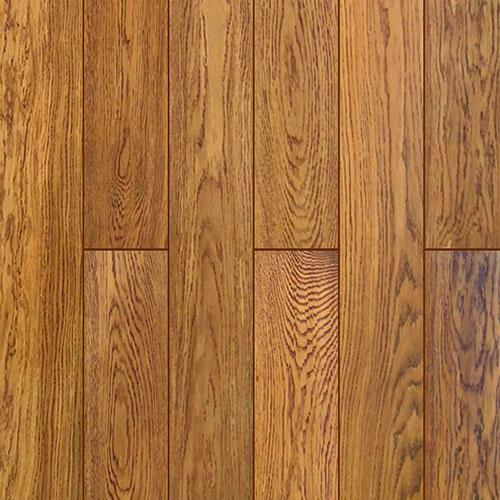 暖色栎木地板