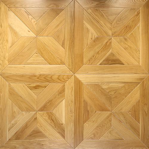 暖色橡木拼花地板