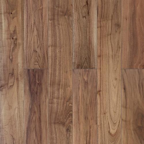 暖色白胡桃木地板