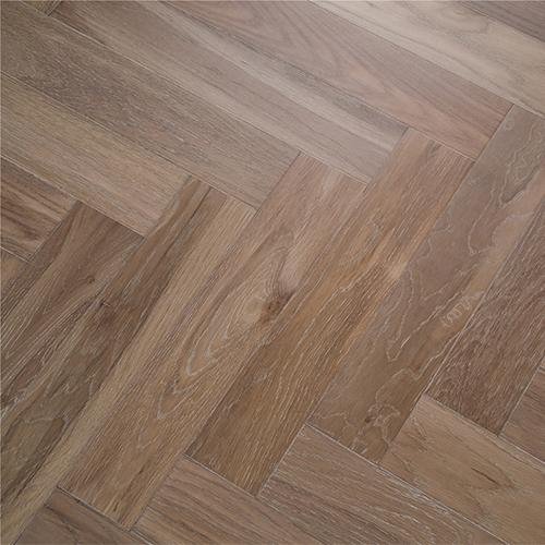 白橡实木地板